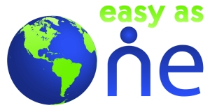 Easy As One Logo